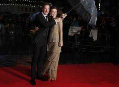 Benedict Cumberbatch Makes One Lucky Umbrella's Dreams Come True