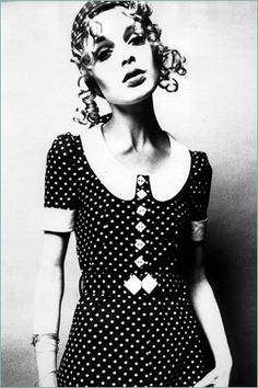Vintage Biba - Biba was an iconic and popular London fashion store of the 1960s and 1970s