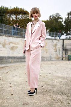 Sugar Paris Fashion week  Street Style