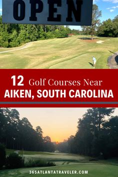 If you are planning a golf getaway, Aiken, South Carolina is a great choice for your home base. This comprehensive list of beautiful courses also includes must read notes about the Aiken Golf Club. Read on to discover the best golf courses near Aiken! Top Family Vacations, Family Travel, South Carolina Vacation, Best Golf Courses, Usa Travel, Vacation Ideas, Cool Places To Visit, Golf Clubs, The Good Place