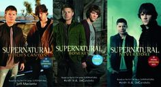 I watch the tv show as well, and i just dig everything supernatural!