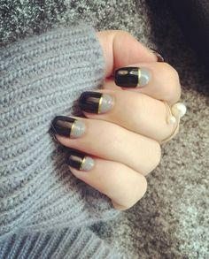 Enamórate de ti misma con estos 15 nail arts que nada tienen que ver con corazones - IMujer