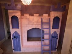 51 Best Princess Castle Bunk Beds Images Baby Room Girls Bunk