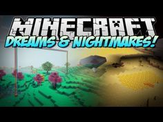 ▶ Minecraft | DREAMS & NIGHTMARES! (Brand NEW Dimensions!) | Mod Showcase [1.6.2] - YouTube