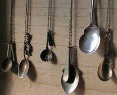 Vintage Spoon jewellery