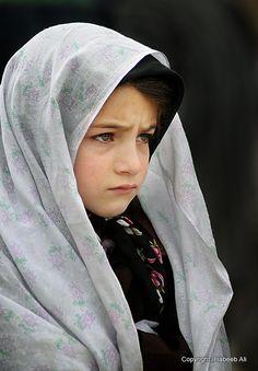 Iranian Girl.