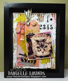 Another altered shadow box