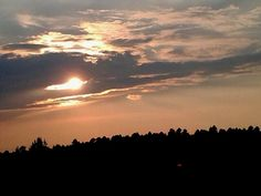 Amazing sunset!!  By Tina McLawhorn.