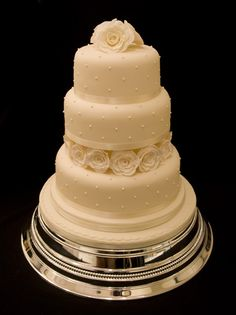 wedding cake makers north east england waitrose pastel petals wedding cake wedding cake ideas 23186