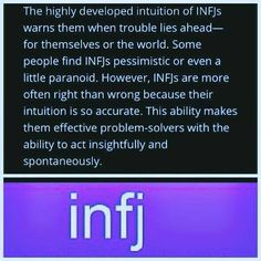 Preach!! I am not paranoid, just extremely intuitive. Don't make me say I told you so! (;