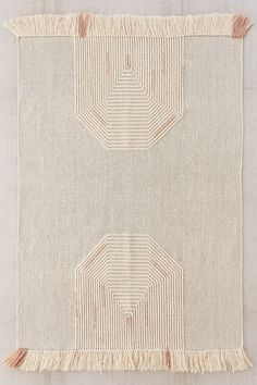 Rug design 26 Cheap, Neutral Rugs That Actually Look Good Nursery Rugs, Room Rugs, Rugs In Living Room, Dining Rooms, Living Room Carpet, Hand Knotted Rugs, Woven Rug, Hand Weaving, Urban Outfitters Rug