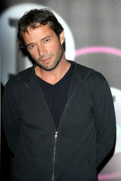 the dashing James Purefoy