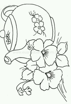 Irresistible Embroidery Patterns, Designs and Ideas. Awe Inspiring Irresistible Embroidery Patterns, Designs and Ideas. Hand Embroidery Patterns, Applique Patterns, Embroidery Stitches, Machine Embroidery, Embroidery Designs, Applique Templates, Coloring Book Pages, Fabric Painting, Needlework