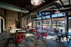 Jones Companies - Hattiesburg, Mississippi   Live Design Group: Architecture   Interiors   Third Places