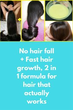 No hair fall + Fast hair growth, 2 in 1 formula for hair that actually works In this post i will share a Magical Double Hair Growth Secret Formula for Super fast Hair Growth. Friends, This formula works magically to get long hair super fast. This hair gro