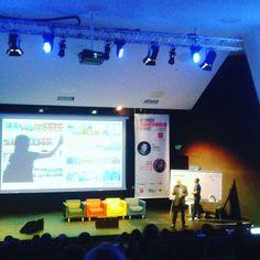 Business transformation summit wirh Greg Verdino #digitaltransformation