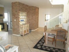 Contact  on 044 382 0301 for more information. 3 Bedroom House, One Bedroom, Enclosed Patio, Knysna, Ground Floor, Living Area, Islands, Tile Floor, Flooring