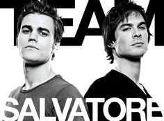 VAMPIRE SALAVORTE BROTHERS | Vampire Diaries Discussion Forums • View topic - Salvatore brothers ...