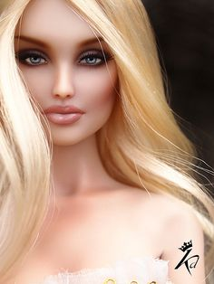 plus tard je serait une barbie ! Beautiful Barbie Dolls, Pretty Dolls, Cute Dolls, Chic Chic, Ooak Dolls, Blythe Dolls, Barbies Dolls, Fashion Royalty Dolls, Fashion Dolls