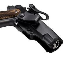 """Blade Tech Industries Phantom Inside the Waistband Fits 1911 with 5"""" Barrel Holster, Right, Black"""