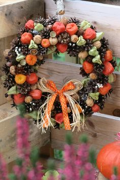 Fall Decor, Floral Wreath, Wreaths, Autumn, Home Decor, Floral Crown, Decoration Home, Door Wreaths, Fall Season