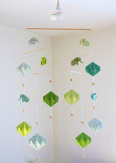 1000 images about mobiles b b origami on pinterest. Black Bedroom Furniture Sets. Home Design Ideas