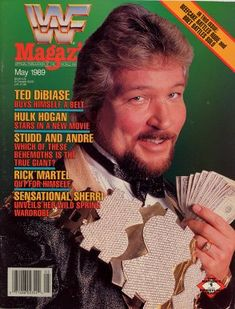 This is the January 1989 issue featuring Brother Love on the cover. This is a rare and hard to find issue. This magazine is still in good shape for its age. Wwf Superstars, Wrestling Superstars, Wrestling Posters, Wrestling Rules, Wrestling Wwe, Attitude Era, Sports Magazine, Ultimate Fighting Championship, Professional Wrestling
