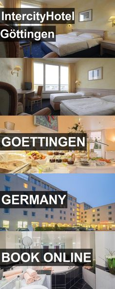 IntercityHotel Göttingen in Goettingen, Germany. For more information, photos, reviews and best prices please follow the link. #Germany #Goettingen #travel #vacation #hotel