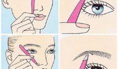 DIY Shape Your Eyebrows