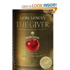 The Giver. [8+] A classic, this book portrays an unsettling utopian Community and a boy who finds disillusionment as he gains knowledge.