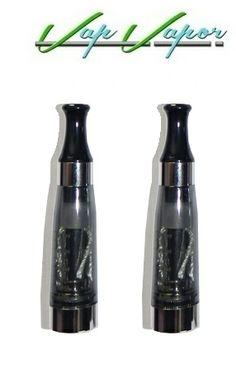 Pack de 2 claromizadores CE4 para tu cigarrillo electrónico ego! - 6,25€ http://www.vapvapor.es/claromizador-cigarrillo-electronico