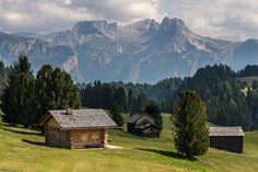 Alpe di Siusi e il Cir by Luigi Alesi on 500px