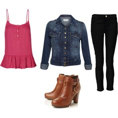 Caroline Forbes outfit from The vampire diaries