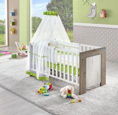 Stunning Dieses Gitterbett ist der Hit im Babyzimmer Hier schl ft euer Nachwuchs seelenruhig und tr umt von