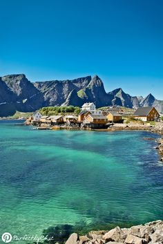 Places to travel, travel destinations, places to visit, lofoten i Places Around The World, Oh The Places You'll Go, Places To Travel, Places To Visit, Travel Destinations, Lofoten, Dream Vacations, Vacation Spots, Wonderful Places