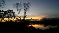 Por do sol II, BR 364, Porto Velho, RO, Brasil