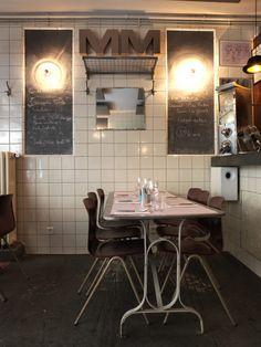 La Maison Mère /  4 Rue de Navarin Paris 9e - RÉSERVATION : 01 42 81 11 00