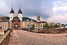 The gorgeous Heidelberg