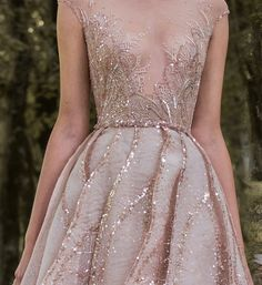 """belleamira: """" Details Paolo Sebastian A/W Couture """" Couture Dresses, Bridal Dresses, Couture Fashion, Runway Fashion, Backless Homecoming Dresses, Fairytale Dress, Fantasy Dress, Beautiful Gowns, Look Cool"""