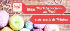 Para comemorar o dia Internacional do Tricô, preparamos uma receita de Polaina muito rápida e fácil de fazer, ideal para as tricoteiras iniciantes.