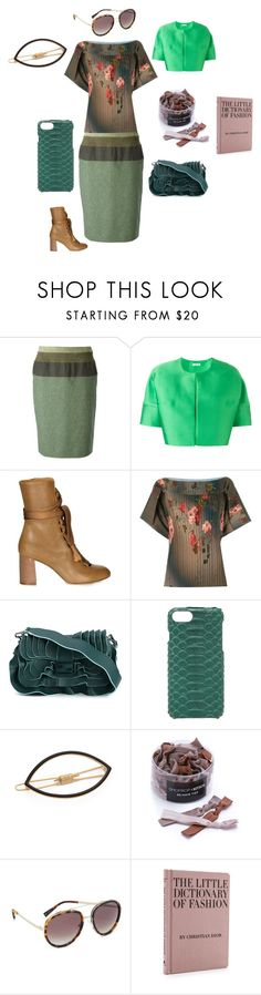 """""""fashion is fantasy"""" by emmamegan-5678 ❤ liked on Polyvore featuring Jean-Louis Scherrer, P.A.R.O.S.H., Antonio Marras, Fendi, Valenz Handmade, Kitsch, Kendall + Kylie and modern"""