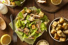 Buy Healthy Grilled Chicken Caesar Salad by on PhotoDune. Healthy Grilled Chicken Caesar Salad with Cheese and Croutons Chicken And Shrimp Pasta, Shrimp Pasta Recipes, Chicken Recipes, Salade Caprese, Healthy Dinner Recipes, Cooking Recipes, Eat Healthy, Grilled Chicken Caesar Salad, Healthy Grilling