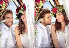 inspiration-vintage-wedding-mariage-vintage-38 planned by Laura Dova Weddings www.lauradovaweddings.com