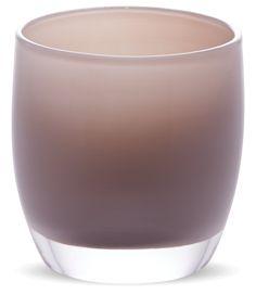 glass votive candle holders | glass votives | glassybaby