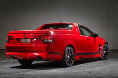HSV SV Black Edition Maloo, ClubSport And ClubSport Tourer Revealed At Australian International Motor Show