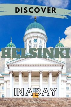 If you only have 24 hours to what Helsinki has to offer, this guide is just what you need to plan your day.