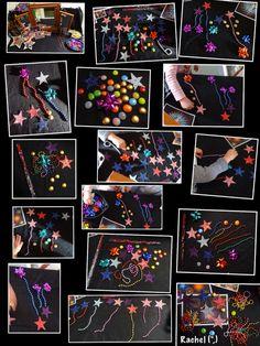 "Fireworks in Transient Art - from Rachel ("",)"
