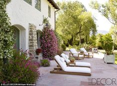 Reese Witherspoon's Ojai, California Home