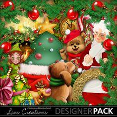 Designer in the spotlight Christmas Wonderland, Yellow Flowers, Photo Book, Digital Scrapbooking, Spotlight, Invitations, Display, Christmas Ornaments, Holiday Decor