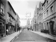 DYER STREET 1906 - Cirencester